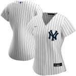 Nike New York Yankees Women's White Home 2020 Replica Team Jersey