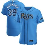 Nike Kevin Kiermaier Tampa Bay Rays Light Blue Alternate 2020 Authentic Player Jersey