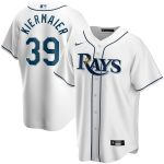 Nike Kevin Kiermaier Tampa Bay Rays White Home 2020 Replica Player Jersey