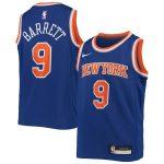 Nike RJ Barrett New York Knicks Youth Royal Swingman Jersey - Icon Edition