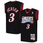 Mitchell & Ness Allen Iverson Philadelphia 76ers Youth Royal Hardwood Classics Swingman Throwback Jersey