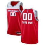 Nike Sacramento Kings Red 2019/20 Authentic Custom Jersey - City Edition