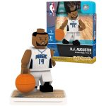 OYO Sports DJ Augustin Orlando Magic Home Jersey Player Minifigure