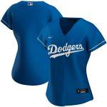 Nike Los Angeles Dodgers Women's Royal Alternate 2020 Replica Team Jersey