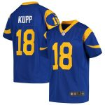 Nike Cooper Kupp Los Angeles Rams Youth Royal Game Jersey