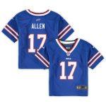 Nike Josh Allen Buffalo Bills Infant Royal Game Jersey