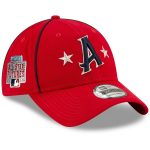New Era Red American 2019 MLB All-Star Futures Game 9TWENTY Adjustable Hat