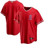 Nike Los Angeles Angels Red 2020 Spring Training Replica Team Jersey