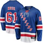 Fanatics Branded Rick Nash New York Rangers Royal Breakaway Player Jersey