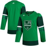 adidas Los Angeles Kings Green 2020 St. Patrick's Day Jersey