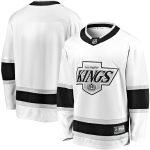 Fanatics Branded Los Angeles Kings White Heritage Premier Breakaway Blank Jersey