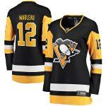 Fanatics Branded Patrick Marleau Pittsburgh Penguins Women's Black Breakaway Player Jersey