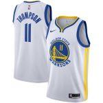 Nike Klay Thompson Golden State Warriors White 2019/2020 Swingman Jersey - Association Edition