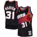 Mitchell & Ness Shawn Marion Phoenix Suns Black 1999-2000 Hardwood Classics Swingman Player Jersey