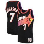 Mitchell & Ness Kevin Johnson Phoenix Suns Black 1996-97 Hardwood Classics Swingman Jersey