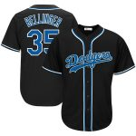 Cody Bellinger Los Angeles Dodgers Black Big & Tall Fashion Player Jersey
