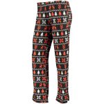 San Francisco Giants Women's Black Holiday Print Pant