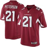 Nike Patrick Peterson Arizona Cardinals Youth Cardinal No. 21 Limited Jersey