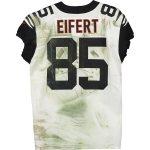 Fanatics Authentic Tyler Eifert Cincinnati Bengals Game-Used #85 White Jersey vs. Pittsburgh Steelers on September 30, 2019