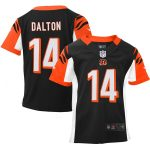 Nike Andy Dalton Cincinnati Bengals Infant Black Team Color Game Jersey