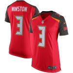 Nike Jameis Winston Tampa Bay Buccaneers Girls Youth Red Game Jersey