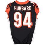 Fanatics Authentic Sam Hubbard Cincinnati Bengals Game-Used #94 Black Jersey vs. Baltimore Ravens on November 10, 2019