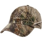 '47 Brand Milwaukee Brewers Real Tree Camo Franchise Fitted Hat