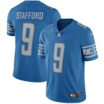 Nike Matthew Stafford Detroit Lions Youth Blue Vapor Untouchable Limited Player Jersey