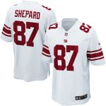 Nike Sterling Shepard New York Giants White Game Jersey
