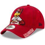 New Era St. Louis Cardinals Toddler Red Fuzzy 9TWENTY Adjustable Hat