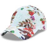 New Era St. Louis Cardinals Women's Light Blue Floral All Over 9TWENTY Adjustable Hat