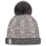 New Era Denver Broncos Women's Gray/Graphite Cozy Team Cuffed Knit Hat