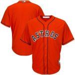 Houston Astros Orange Big & Tall Replica Team Jersey