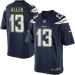 Nike Keenan Allen Los Angeles Chargers Youth Navy Limited Jersey