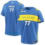 RaiN Los Angeles Valiant Powder Blue Overwatch League Home Player Jersey