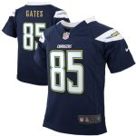 Nike Antonio Gates Los Angeles Chargers Infant Navy Blue Team Color Game Jersey