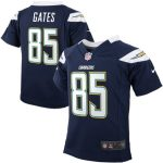 Nike Antonio Gates Los Angeles Chargers Toddler Navy Blue Game Jersey