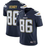 Nike Hunter Henry Los Angeles Chargers Navy Vapor Untouchable Limited Jersey