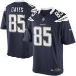 Nike Antonio Gates Los Angeles Chargers Youth Navy Blue Limited Jersey