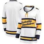 Fanatics Branded Nashville Predators Women's White 2020 Winter Classic Breakaway Jersey