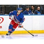 Fanatics Authentic Chris Kreider New York Rangers Unsigned Blue Jersey Skating Photograph