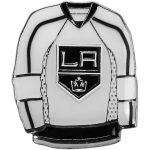Los Angeles Kings Jersey Pin - White