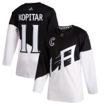 adidas Anze Kopitar Los Angeles Kings White 2020 Stadium Series Authentic Player Jersey