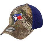 New Era Toronto Blue Jays Realtree Camo Neo 39THIRTY Flex Hat