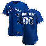 Nike Toronto Blue Jays Royal 2020 Alternate Authentic Custom Jersey