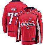 Fanatics Branded TJ Oshie Washington Capitals Youth Red Home Breakaway Player Jersey
