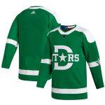 adidas Dallas Stars Green 2020 Winter Classic Authentic Jersey