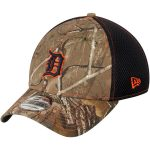 New Era Detroit Tigers Realtree Camo Neo 39THIRTY Flex Hat