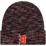 New Era Detroit Tigers Navy Team Craze Knit Redux Hat