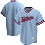 Nike Minnesota Twins Light Blue Road Cooperstown Collection Team Jersey